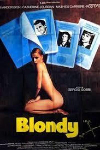 Caratula, cartel, poster o portada de Blondy
