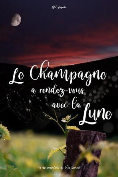 Caratula, cartel, poster o portada de Le champagne a rendez-vous avec la lune