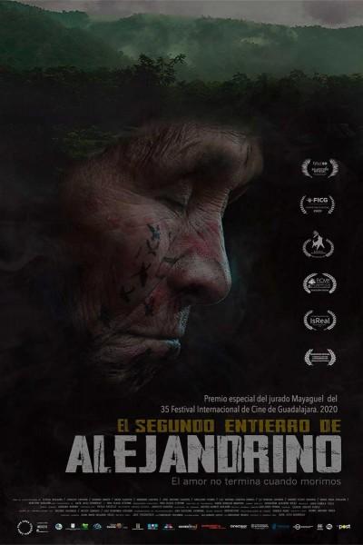 Caratula, cartel, poster o portada de El segundo entierro de Alejandrino