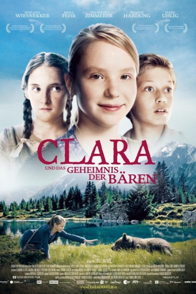 Caratula, cartel, poster o portada de Clara and the Secret of the Bears