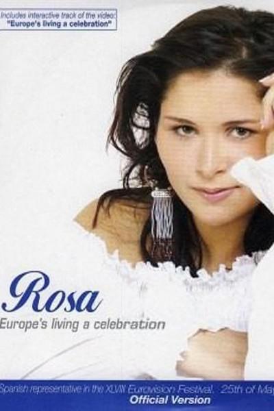 Caratula, cartel, poster o portada de Rosa López: Europe´s Living A Celebration (Vídeo musical)