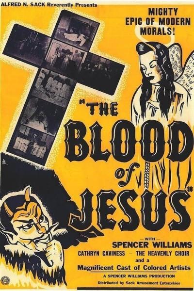 Caratula, cartel, poster o portada de The Blood of Jesus