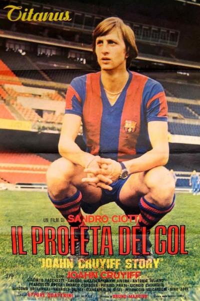 Caratula, cartel, poster o portada de El profeta del gol