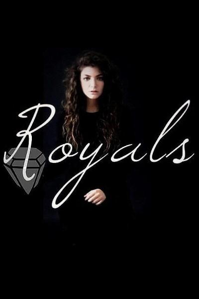 Caratula, cartel, poster o portada de Lorde: Royals (Vídeo musical)