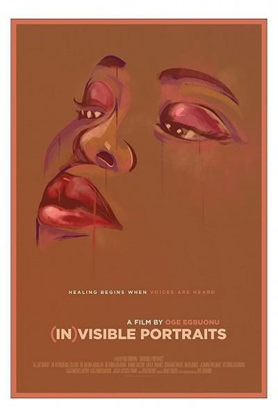 Caratula, cartel, poster o portada de (In)visible Portraits