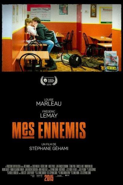 Caratula, cartel, poster o portada de Mes ennemis