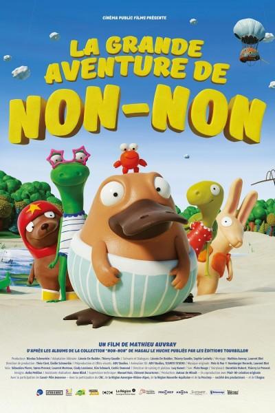 Caratula, cartel, poster o portada de No-No y las peripecias acuáticas
