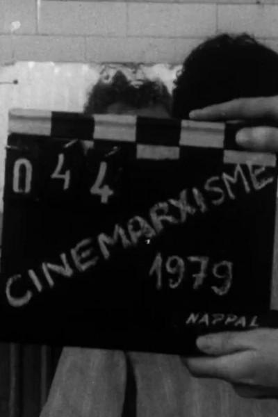 Caratula, cartel, poster o portada de Cinemarxisme