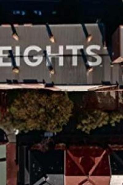 Caratula, cartel, poster o portada de The Heights