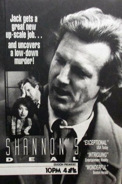 Caratula, cartel, poster o portada de El compromiso de Shannon