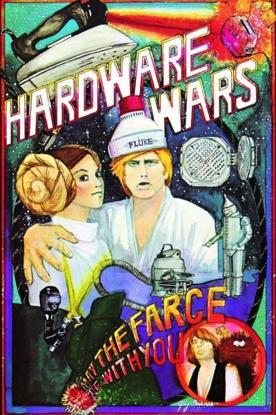 Caratula, cartel, poster o portada de Hardware Wars