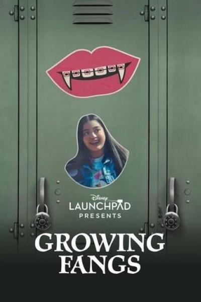 Caratula, cartel, poster o portada de Los colmillos crecen