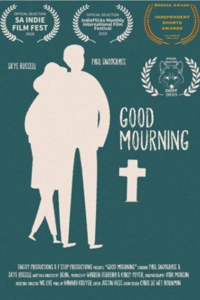 Caratula, cartel, poster o portada de Good Mourning