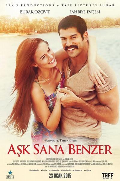Caratula, cartel, poster o portada de Un amor junto al mar