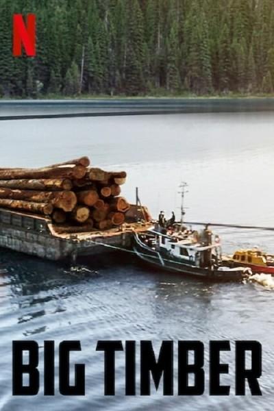 Caratula, cartel, poster o portada de Big Timber