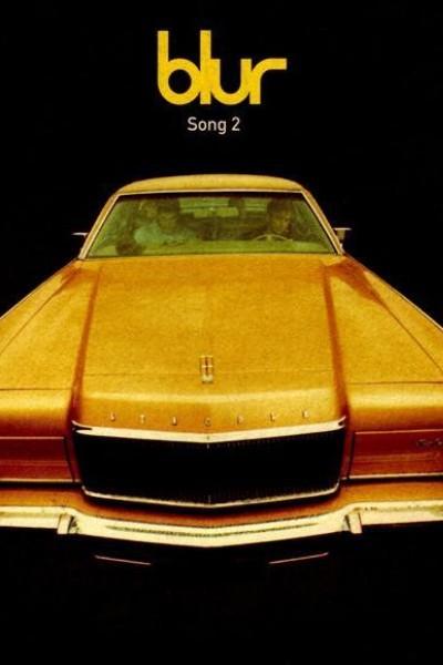 Caratula, cartel, poster o portada de Blur: Song 2 (Vídeo musical)