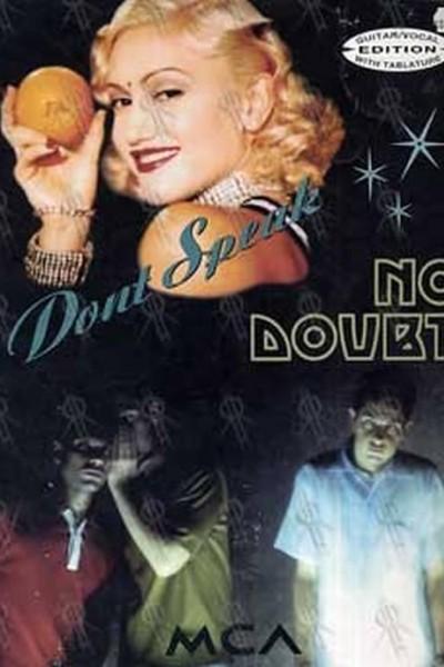 Caratula, cartel, poster o portada de No Doubt: Don\'t Speak (Vídeo musical)