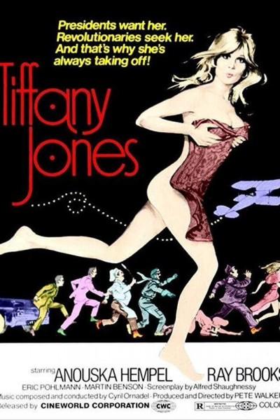 Caratula, cartel, poster o portada de Tiffany Jones