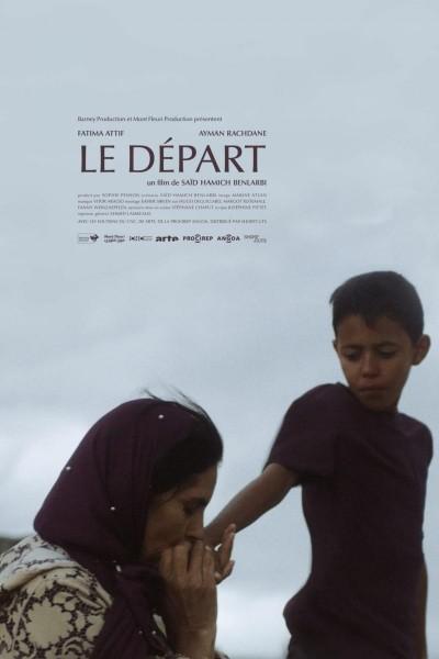 Caratula, cartel, poster o portada de Le départ