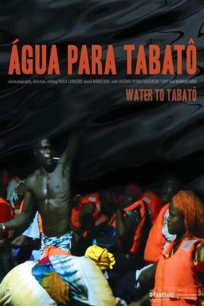 Caratula, cartel, poster o portada de Agua para Tabato