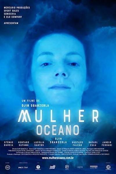 Caratula, cartel, poster o portada de Mujer océano
