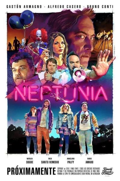 Caratula, cartel, poster o portada de Neptunia