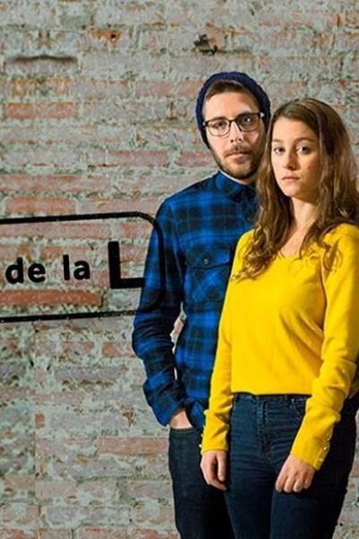 Caratula, cartel, poster o portada de El club de la L