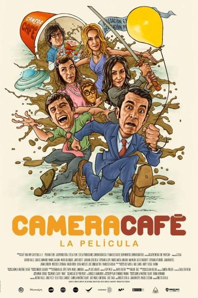 Caratula, cartel, poster o portada de Camera Café, la película