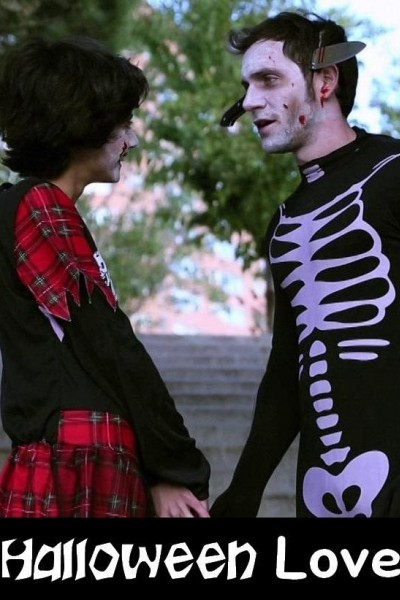Caratula, cartel, poster o portada de Halloween Love