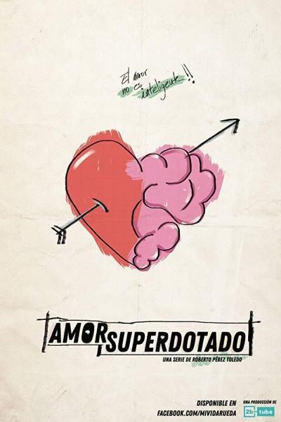 Caratula, cartel, poster o portada de Amor superdotado