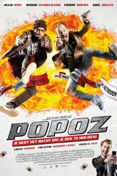 Caratula, cartel, poster o portada de Popoz
