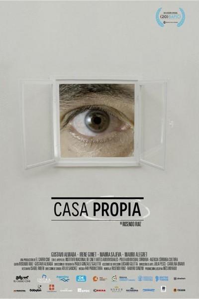 Caratula, cartel, poster o portada de Casa propia