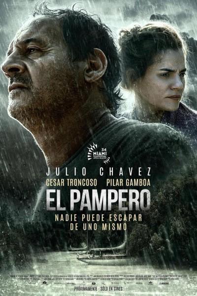 Caratula, cartel, poster o portada de El pampero