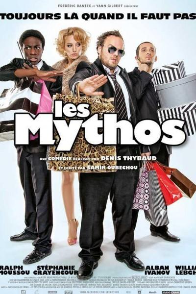 Caratula, cartel, poster o portada de Les Mythos