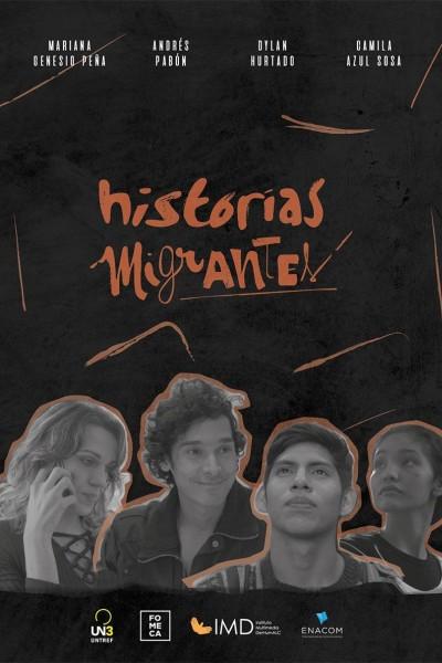 Caratula, cartel, poster o portada de Historias Migrantes