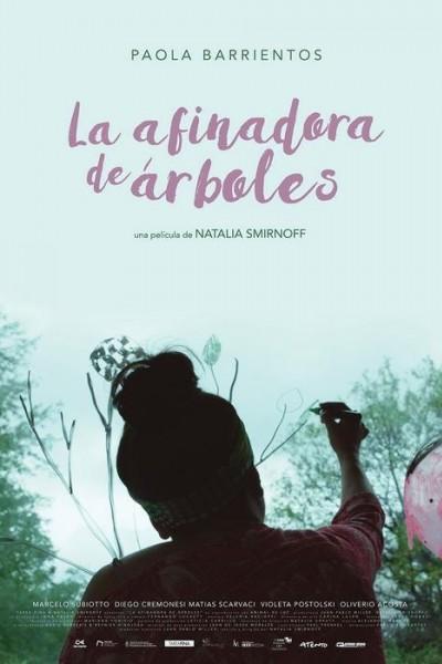 Caratula, cartel, poster o portada de La afinadora de árboles