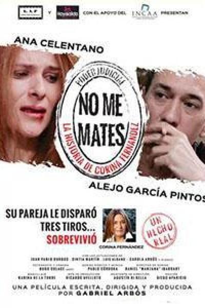 Caratula, cartel, poster o portada de No me mates
