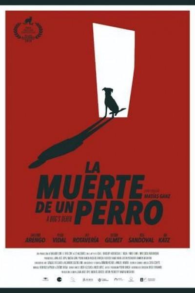 Caratula, cartel, poster o portada de La muerte de un perro