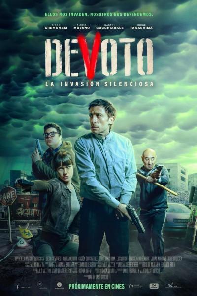 Caratula, cartel, poster o portada de Devoto, la invasión silenciosa