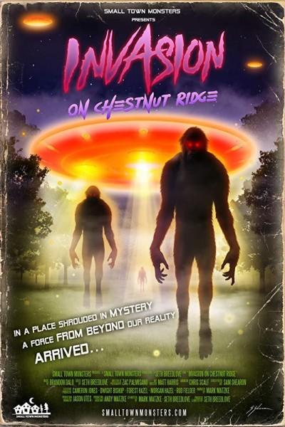 Caratula, cartel, poster o portada de Invasion on Chestnut Ridge