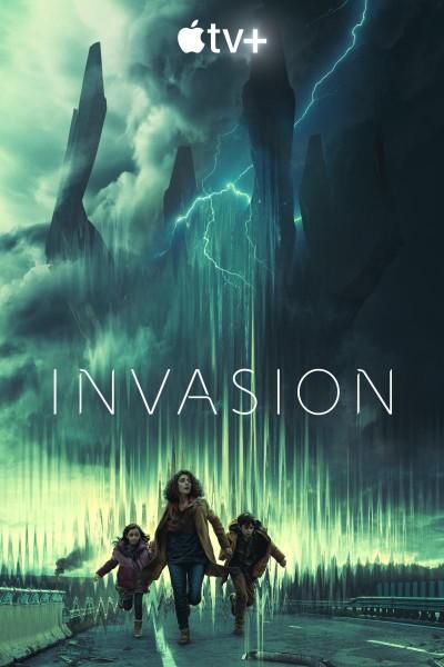 Caratula, cartel, poster o portada de Invasión
