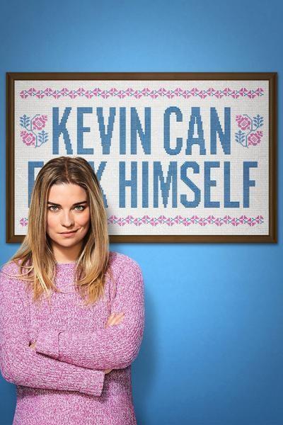 Caratula, cartel, poster o portada de Kevin Can F**k Himself