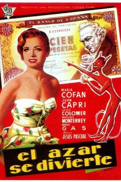 Caratula, cartel, poster o portada de El azar se divierte
