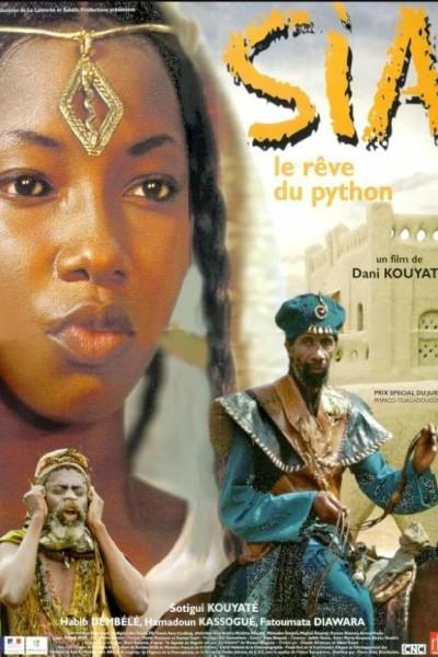Caratula, cartel, poster o portada de Sia, le rêve du python