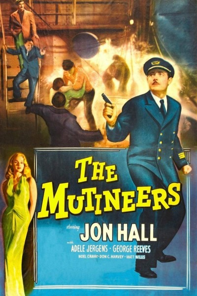 Caratula, cartel, poster o portada de The Mutineers