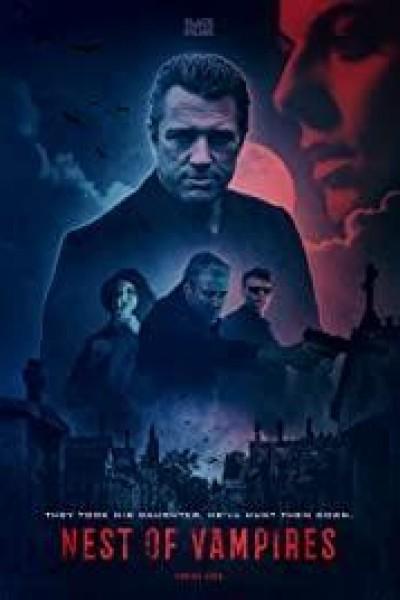 Caratula, cartel, poster o portada de Nest of Vampires