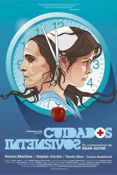 Caratula, cartel, poster o portada de Cuidados intensivos