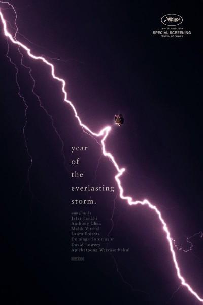 Caratula, cartel, poster o portada de The Year of the Everlasting Storm