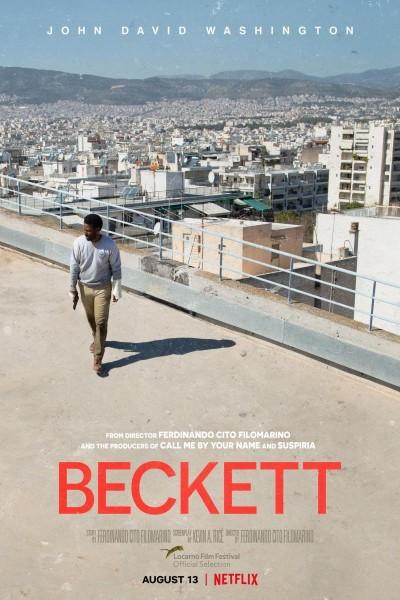 Caratula, cartel, poster o portada de Beckett