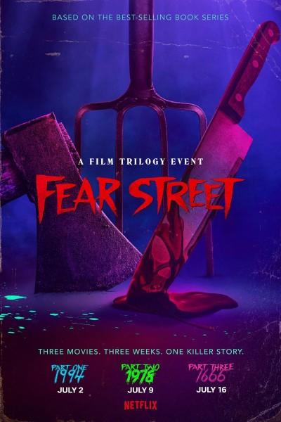 Caratula, cartel, poster o portada de La calle del terror
